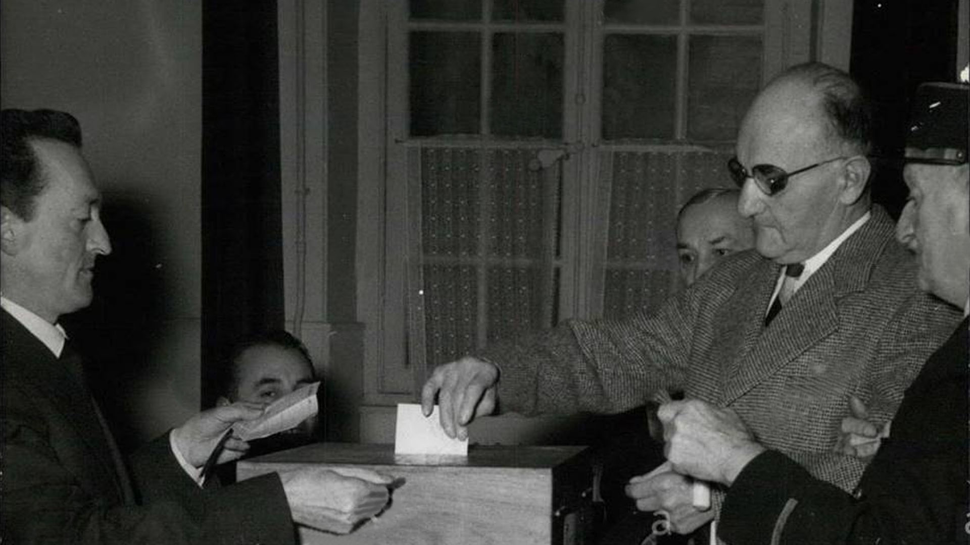 Incorporation In Voting Ballots To Aid The Participation Of The Blind In Electoral Process